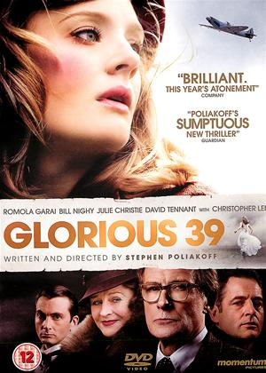 Glorious 39 Online DVD Rental