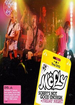 McFly: Sorry's Not Good Enough/Friday Night Online DVD Rental