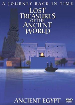 Lost Treasures of the Ancient World: Ancient Egypt Online DVD Rental