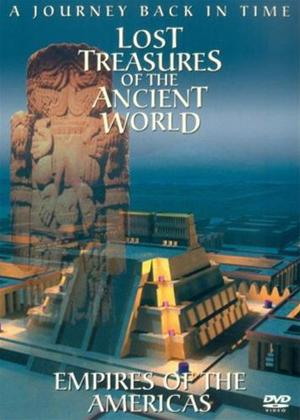 Rent Lost Treasures of the Ancient World: Empires of the Americas Online DVD Rental