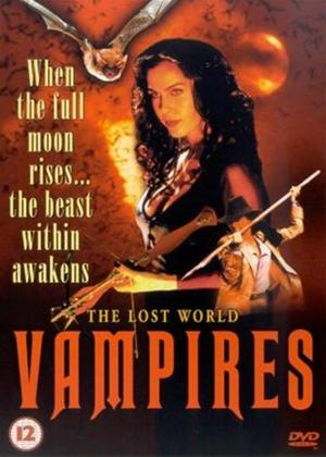The Lost World: Vampires Online DVD Rental