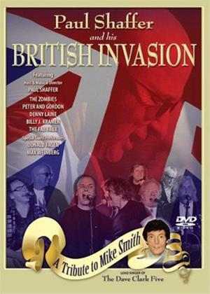 Mike Smith Tribute: British Invasion Online DVD Rental