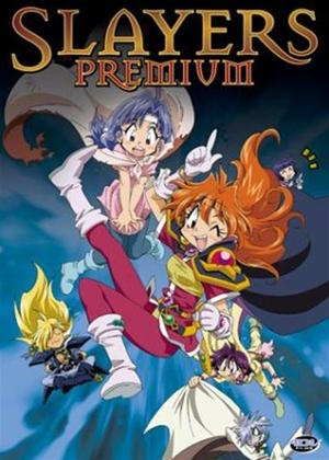 Slayers Premium Online DVD Rental