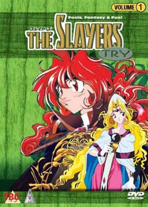 Rent The Slayers Try: Vol.1 Online DVD Rental