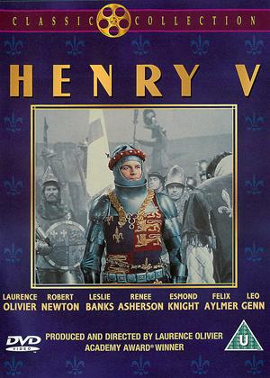 Rent Henry V (aka The Chronicle History of King Henry the Fift with His Battell Fought at Agincourt in France) Online DVD Rental