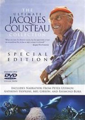 Rent Jacques Cousteau: The Ultimate Collection Online DVD Rental