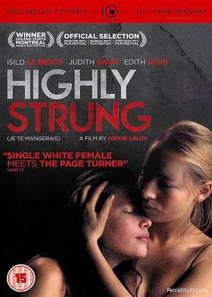 Rent Highly Strung (aka Je te mangerais) Online DVD Rental