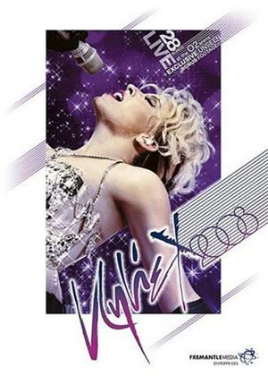 Rent Kylie Minogue: X 2008 Online DVD Rental