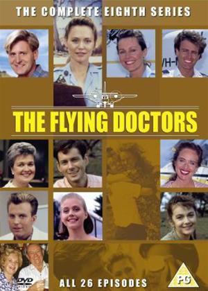 Rent The Flying Doctors: Series 8 Online DVD Rental