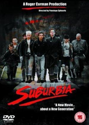 Suburbia Online DVD Rental