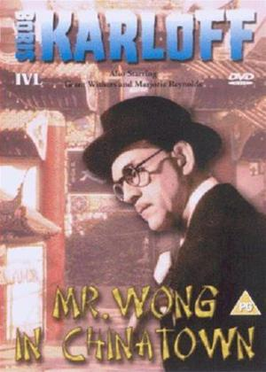 Rent Mr. Wong in China Town Online DVD Rental