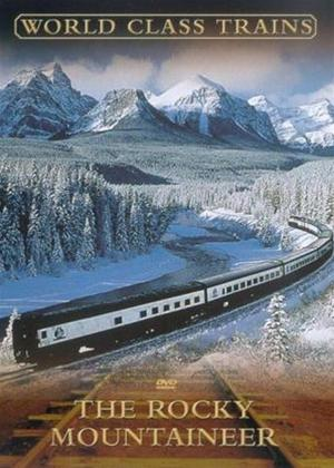 Rent The Rocky Mountaineer Online DVD Rental
