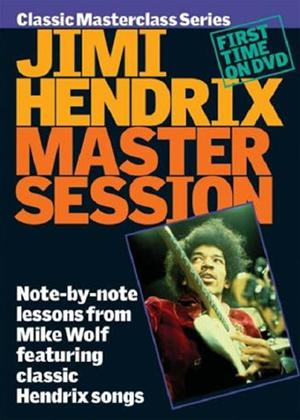Rent Master Session: Jimi Hendrix Online DVD Rental
