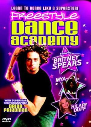 Freestyle Dance Academy: Britney Spears Online DVD Rental