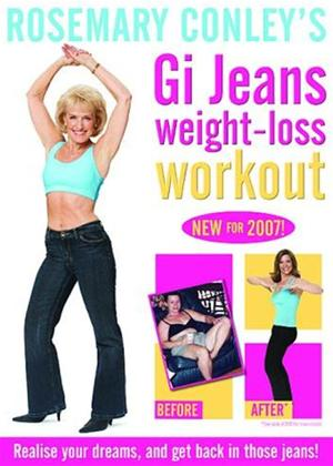 Rosemary Conley's Gi Jeans Weight-Loss Workout Online DVD Rental