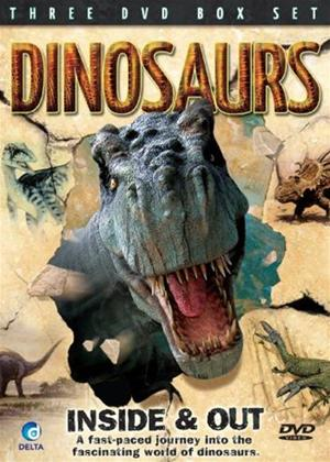 Rent Dinosaurs Inside and Out Online DVD Rental