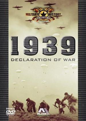 Rent 1939: The Declaration of War Online DVD Rental
