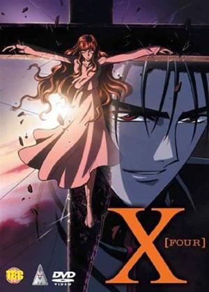 X: Vol.4 Online DVD Rental