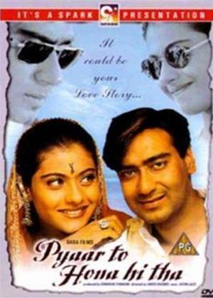 Rent Pyar to Hona Hi Tha Online DVD Rental