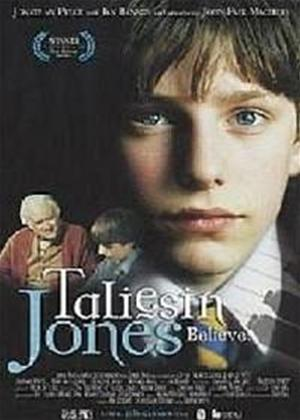 Rent The Testimony of Taliesin Jones Online DVD Rental