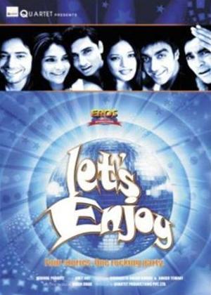 Rent Let's Enjoy Online DVD Rental