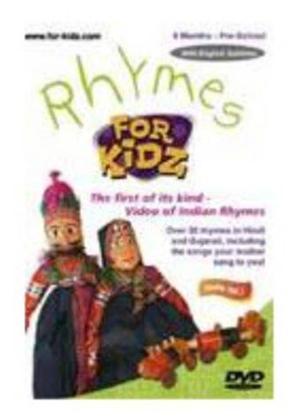 Rhymes for Kidz Online DVD Rental