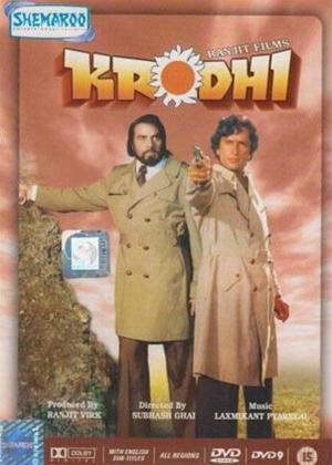 Rent Krodhi Online DVD Rental