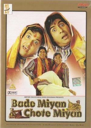Rent Bade Miyan Chote Miyan Online DVD Rental
