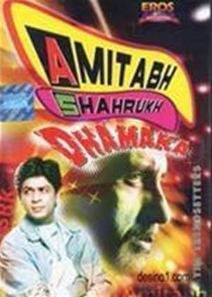 Rent Amitabh Shahrukh Dhamaka Online DVD Rental