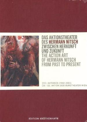 Hermann Nitsch: Actions 1962-2003 Online DVD Rental