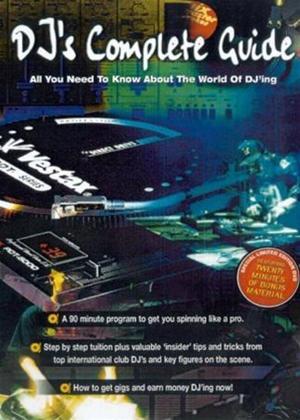 Rent DJ's Complete Guide Online DVD Rental