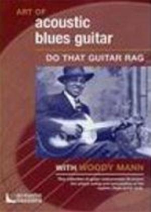 Rent Woody Mann: Do That Guitar Rag Online DVD Rental