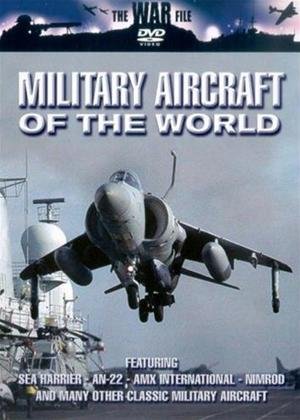 Rent Military Aircraft of the World: Sea Harrier / AN22 / AMX International / Nimrod Online DVD Rental