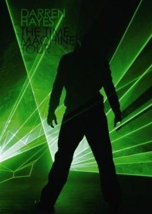 Darren Hayes: Time Machine Tour Online DVD Rental