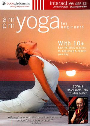 A.M. and P.M. Yoga for Beginners Online DVD Rental