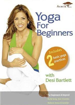 Rent Yoga for Beginners with Desi Bartlett Online DVD Rental
