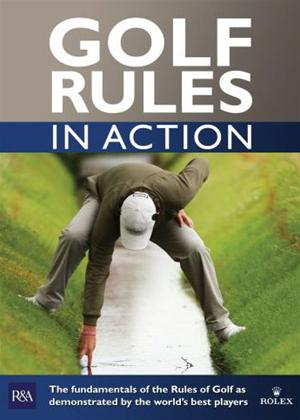 Rent Golf Rules in Action Online DVD Rental