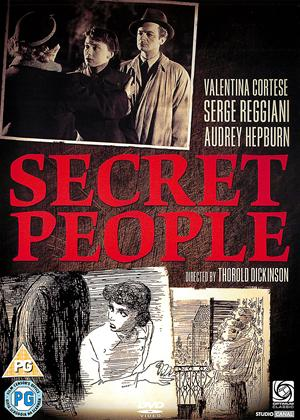 Secret People Online DVD Rental