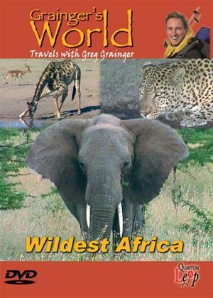 Wildest Africa Online DVD Rental