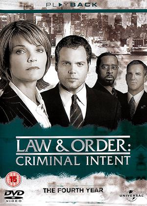 Law and Order: Criminal Intent: Series 4 Online DVD Rental