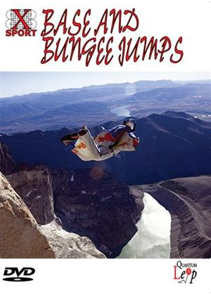 X-Sport: Base and Bungee Jumps Online DVD Rental
