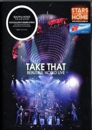 Take That: Beautiful World Live Online DVD Rental