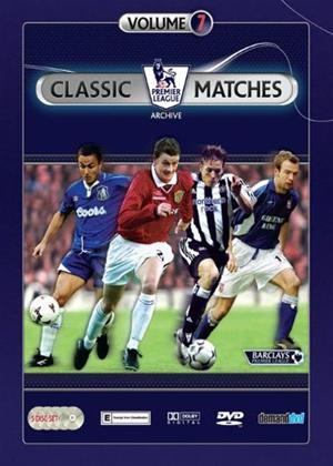 Rent Premier League Classic Matches: Vol.7 Online DVD Rental