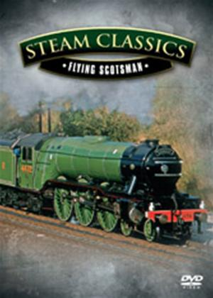 Rent Steam Classics: Flying Scotsman Online DVD Rental