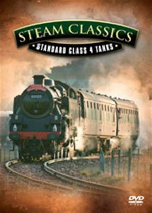Rent Steam Classics: Standard Class 4 Tanks Online DVD Rental