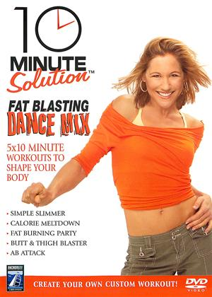 Rent 10 Minute Solution: Fat Blasting Dance Mix Online DVD Rental