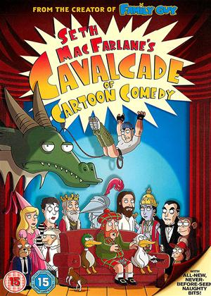 Seth Macfarlane's Cavalcade of Cartoon Comedy Online DVD Rental