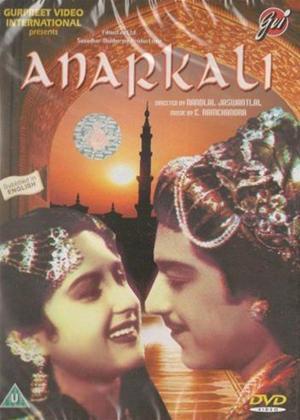 Anarkali Online DVD Rental