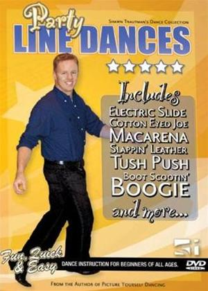 Party Line Dances Online DVD Rental