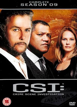 CSI: Series 9 Online DVD Rental